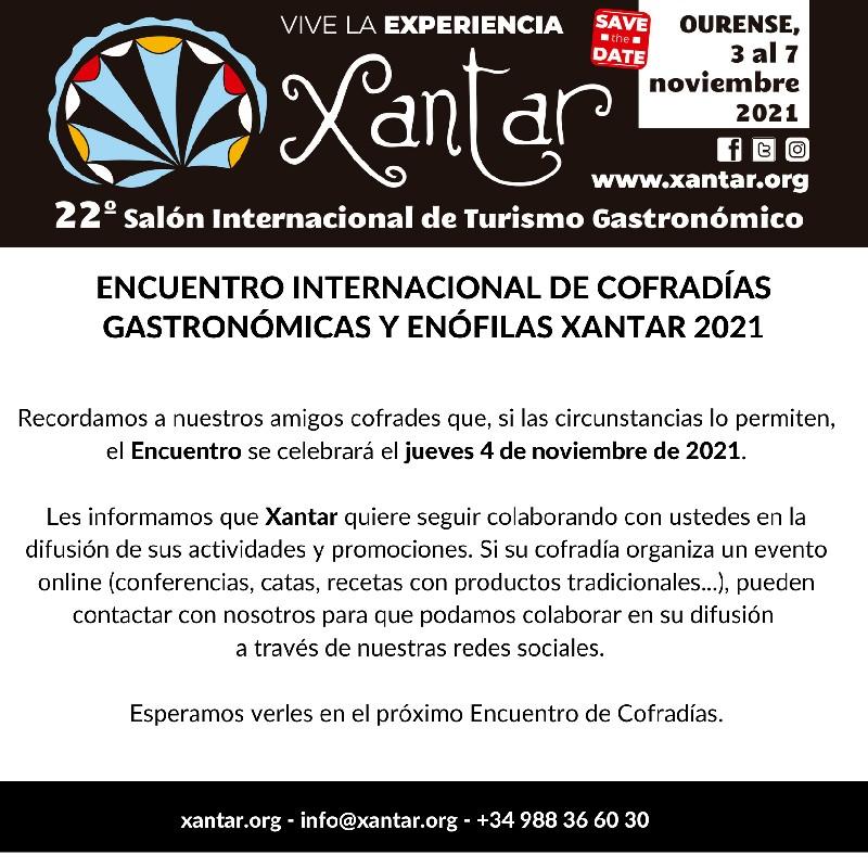 6445084 620d 11eb 8655 005056a60ee8 Encuentro Cofradias